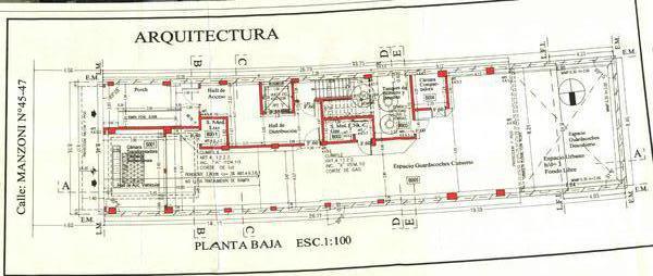 Foto Edificio en Villa Luro Emprendimiento Manzoni 45  número 8