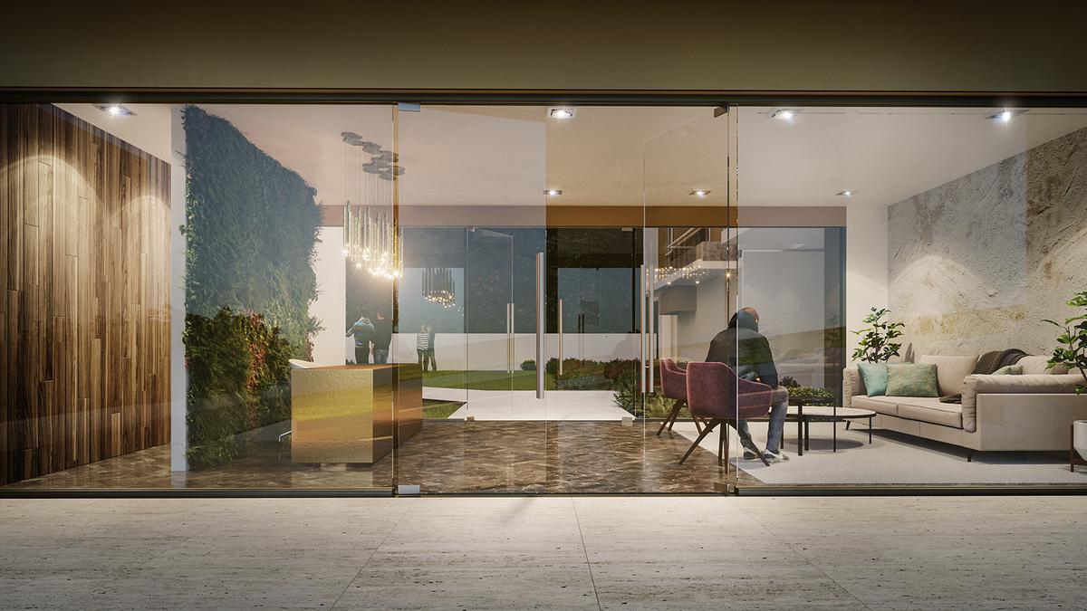Foto Edificio en Centro Norte EL BOSQUE, JUNTO AL COLEGIO INTISANA, QUITO número 2