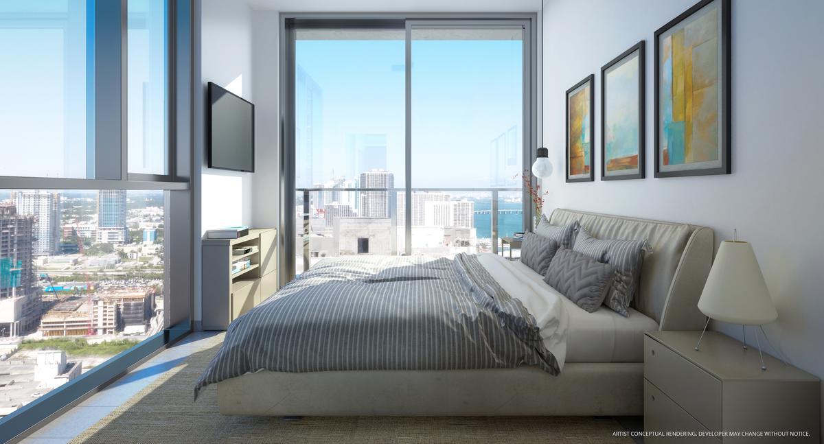 Foto Edificio en Miami-dade NE 2 nd ave, downtown miami  número 9