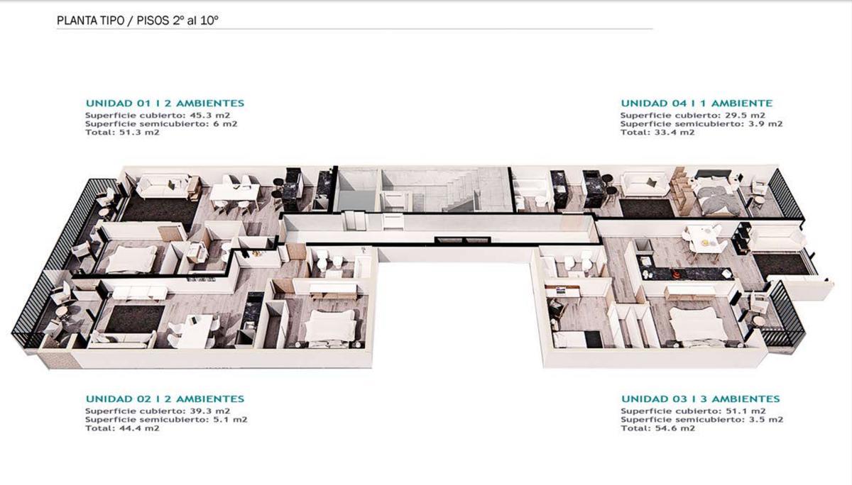 Foto Edificio en Balvanera Alberti 300 número 31