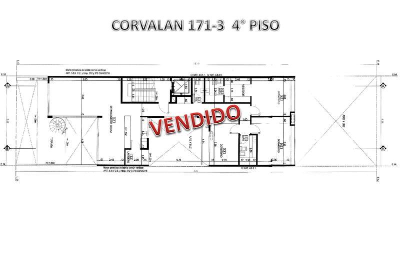 Foto Edificio en Villa Luro Corvalan 171 número 9