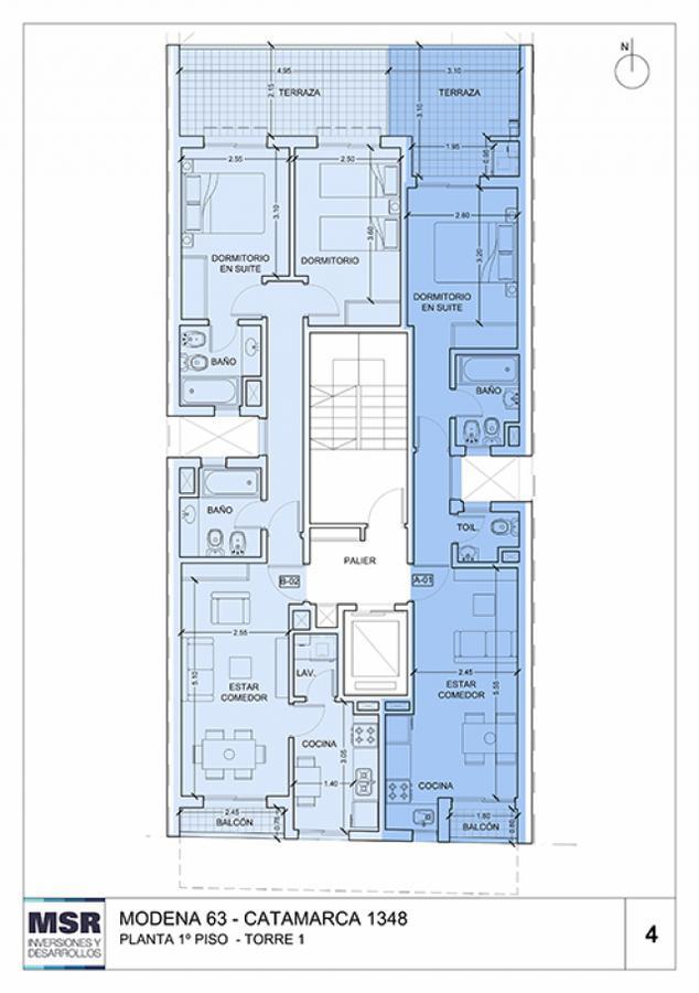 Foto Edificio en Centro CATAMARCA 1348 número 13