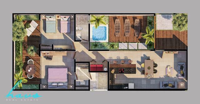 Foto Edificio en Tulum  número 13