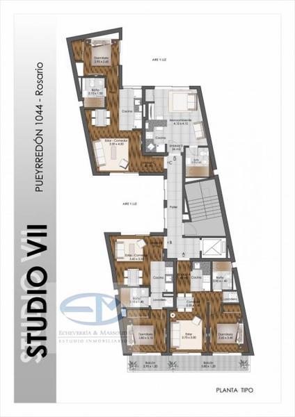 Foto Edificio en Centro Pueyrredon 1044 número 5