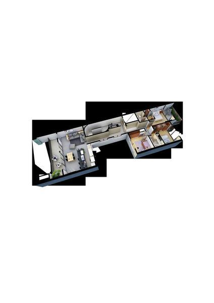 Foto Edificio en Villa Luro Av. Rivadavia 10315 número 4