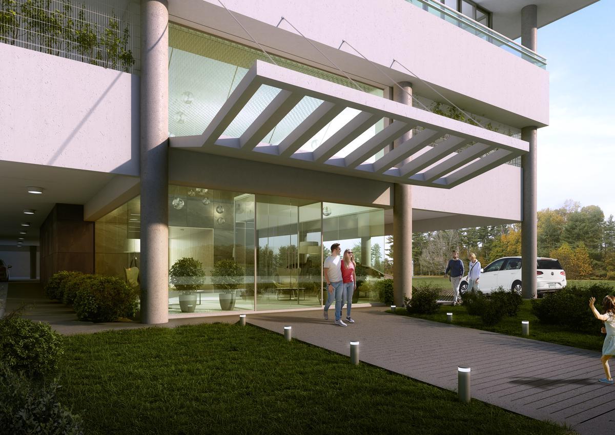 Foto Edificio en Parque Carrasco Presidente Kennedy y Pejerrey número 2