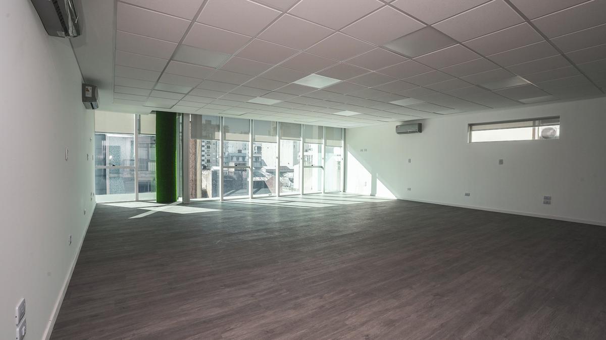 Foto Edificio de oficinas en Microcentro             Corrientes  y San Lorenzo            número 14