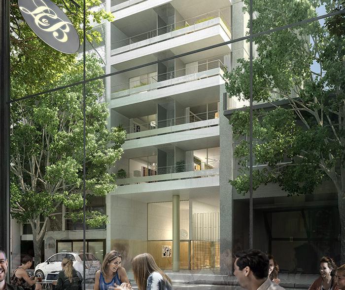 Foto EMPRENDIMIENTO - Edificio en  en  Capital Federal , Argentina  Dorrego 900