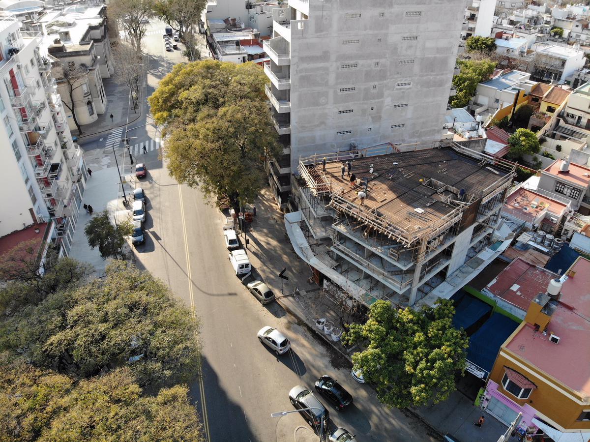 Foto Edificio en Saavedra Balbin 4198 numero 5