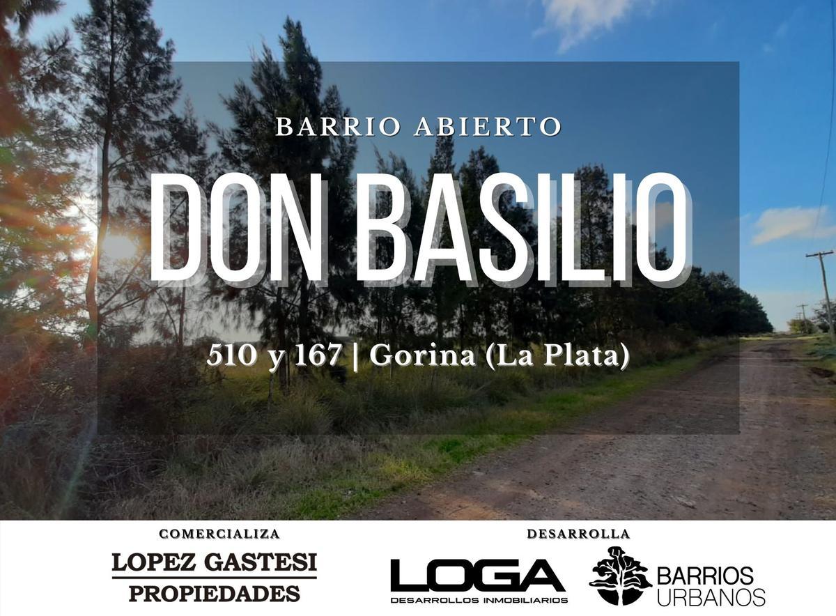 Foto  en Joaquin Gorina DON BASILIO   510 y 167 (J.Gorina)