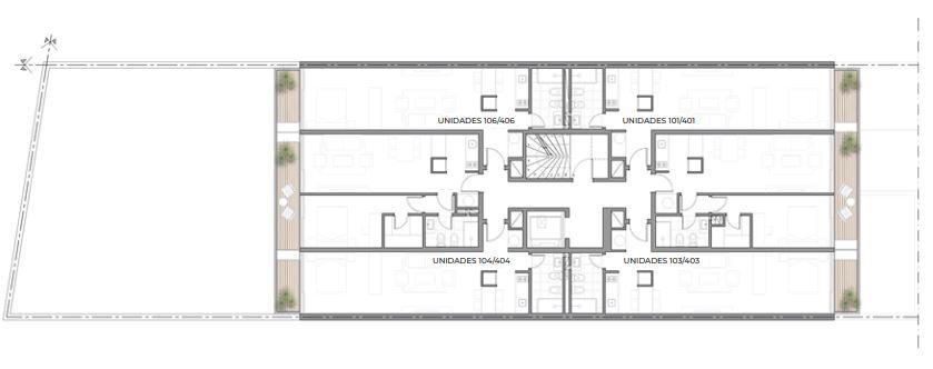 Foto Edificio en Pocitos Nuevo Luis Lamas - Pocitos Nuevo número 6