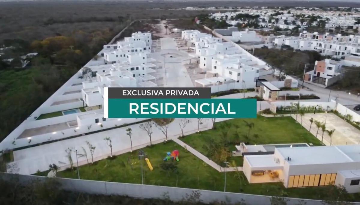 Foto  en Pueblo Conkal Privada Residencial Aleza Conkal