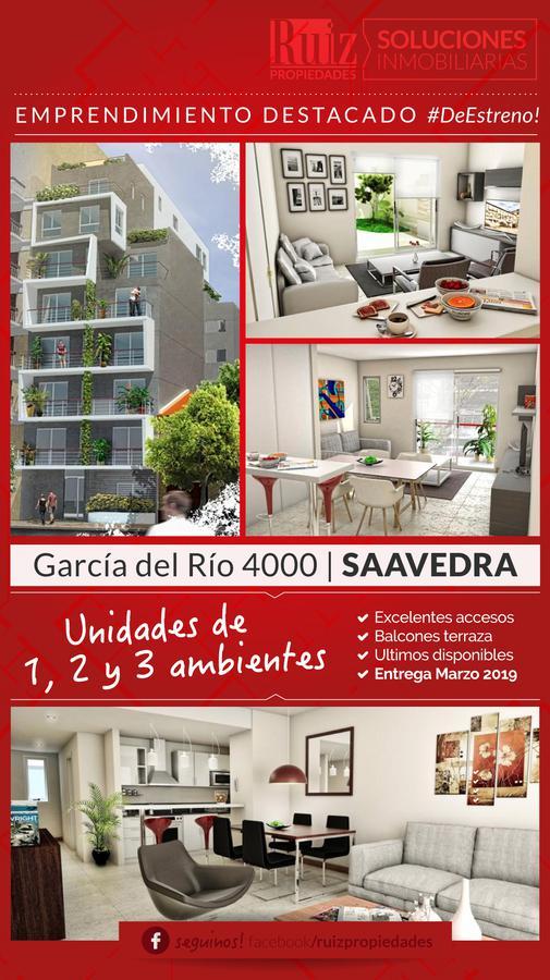 Foto Edificio en Saavedra García del Río 4000 número 2