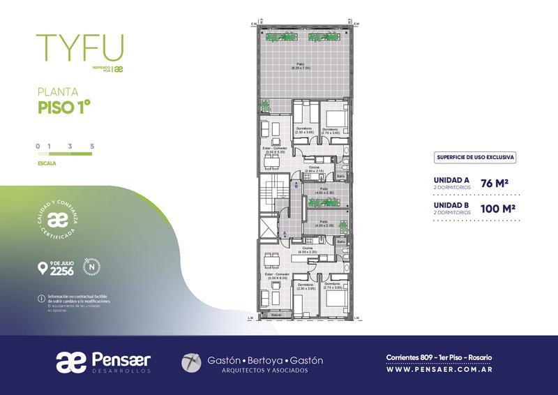 Foto Edificio en Centro 9 de Julio 2200 número 7