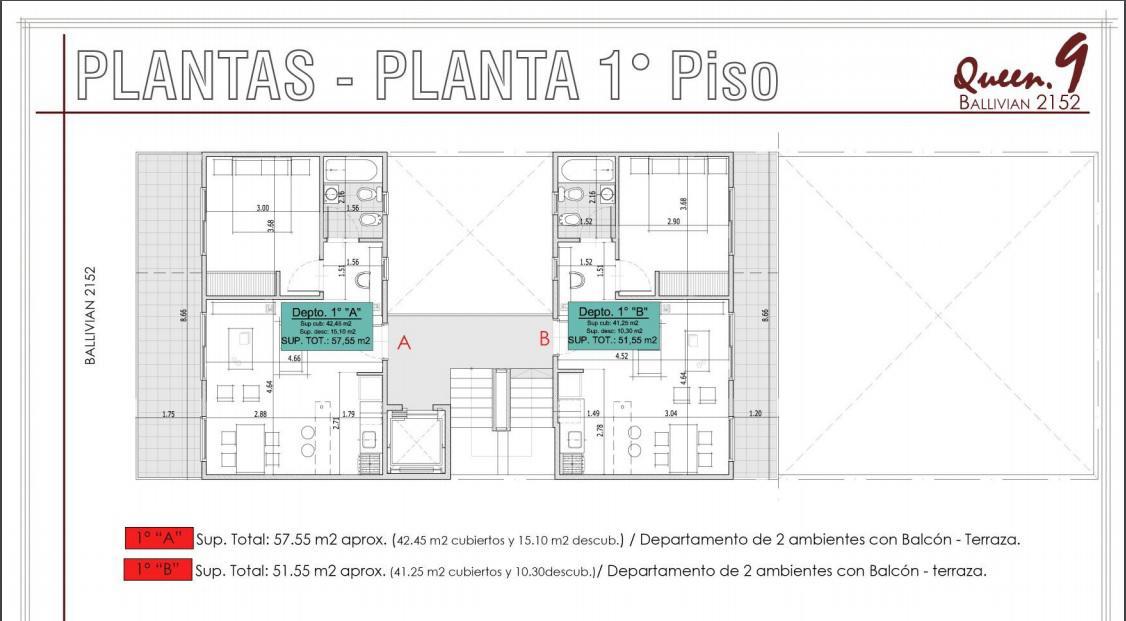 Foto Edificio en Villa Urquiza Ballivian 2100 número 4