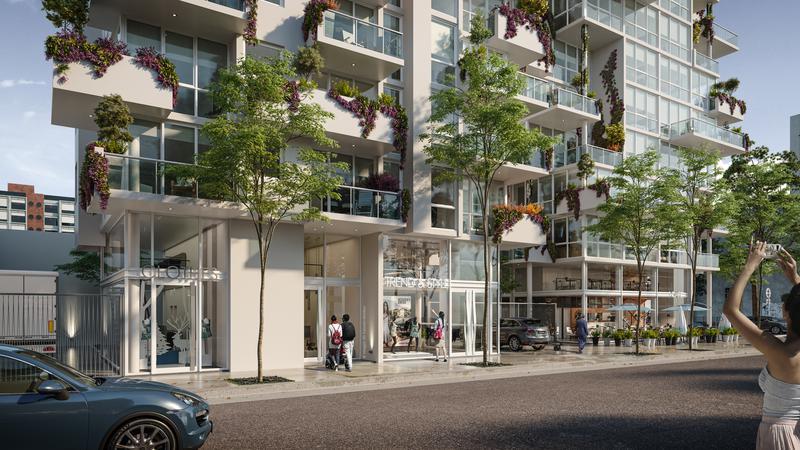 Foto Edificio en Shopping Hipólito Yrigoyen esquina Belgrano número 28