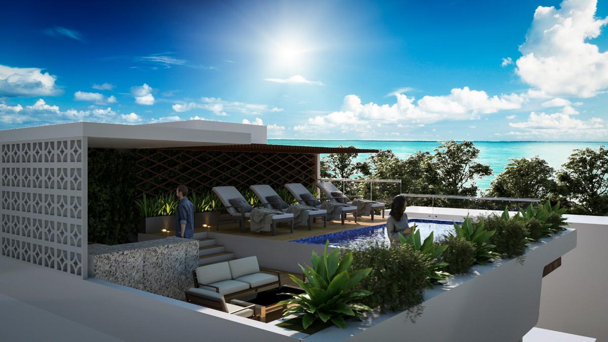 Foto Condominio en Playa del Carmen Centro DEPARTAMENTOS EN PREVENTA EN PLAYA DEL CARMEN CENTRO QUINTANA ROO número 11