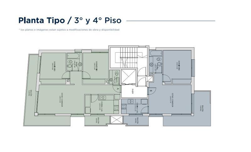 Foto Edificio en Olivos-Maipu/Uzal Av. Maipú 3396 número 7