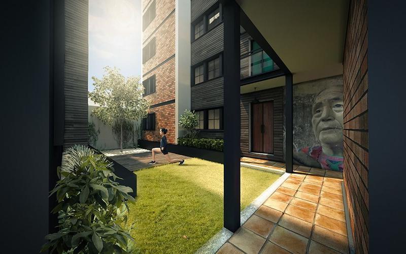 Foto Edificio en Fraccionamiento Zerezotla :) número 4