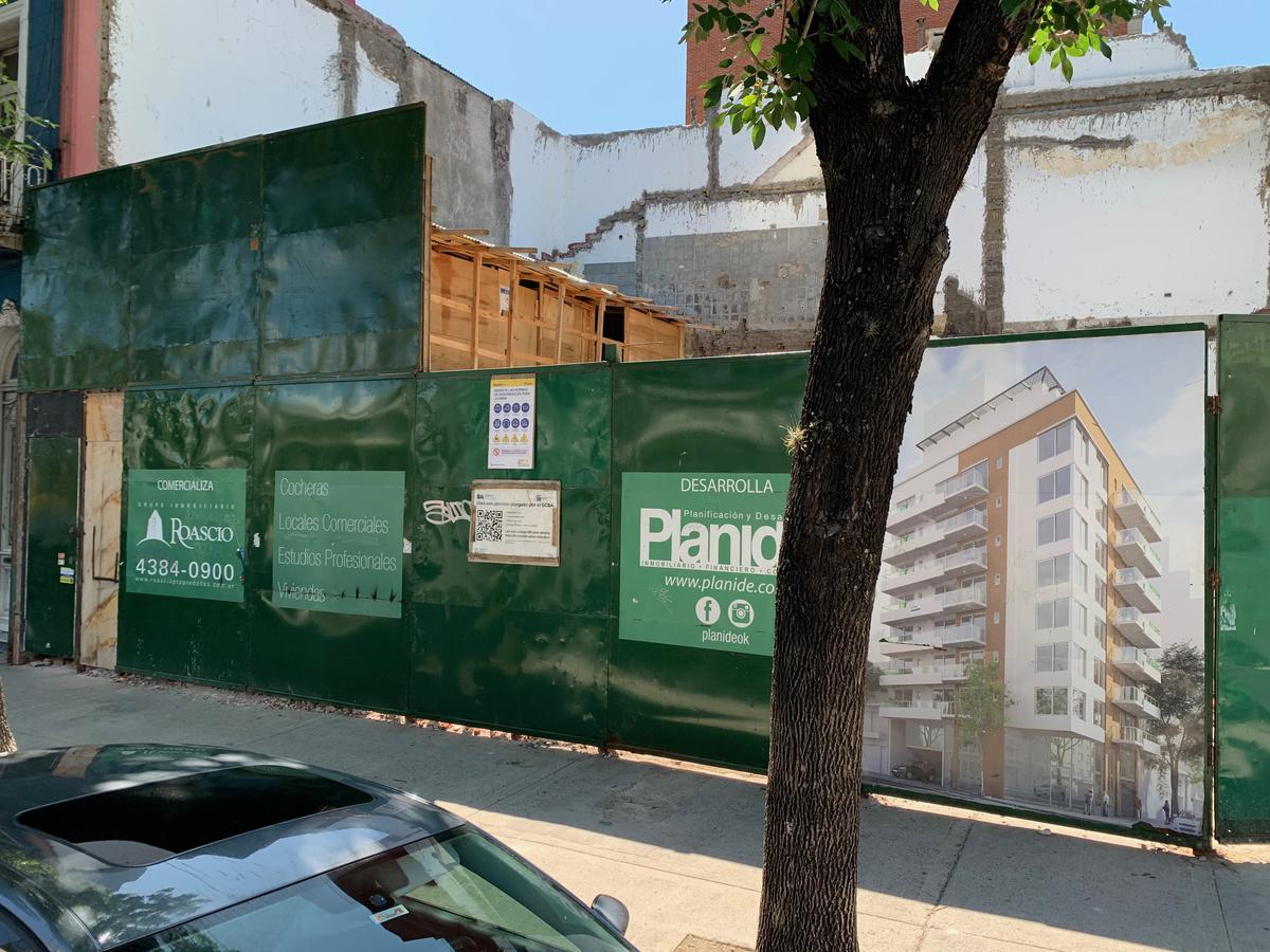 Foto Edificio en Caballito Av. Directorio 1655 número 8