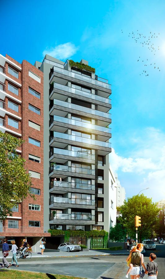 Foto Edificio en Pocitos Obligado 860 esq. 21 de Setiembre número 2
