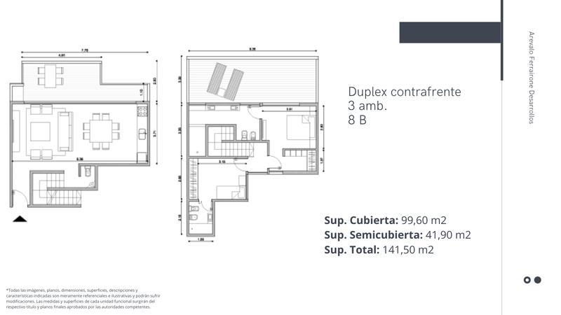 Foto Edificio en Palermo Chico Lafinur 3200 número 12