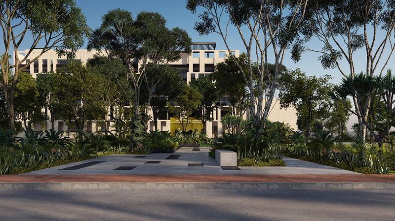 Foto Edificio en Playa del Carmen Centro Av 38 y Calle 10. Playa del Carmen. Quintana Roo. número 34