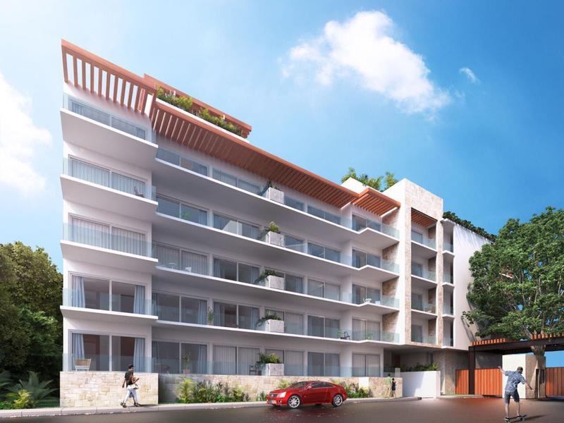 Foto Edificio en Playa del Carmen Centro Calle 34 entre avda 20 y 10. número 5