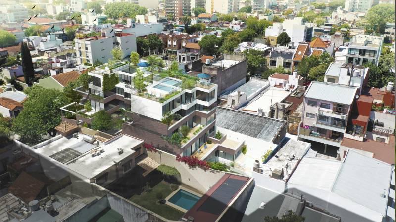 Foto Edificio en Urquiza R Lugones 2748 número 10