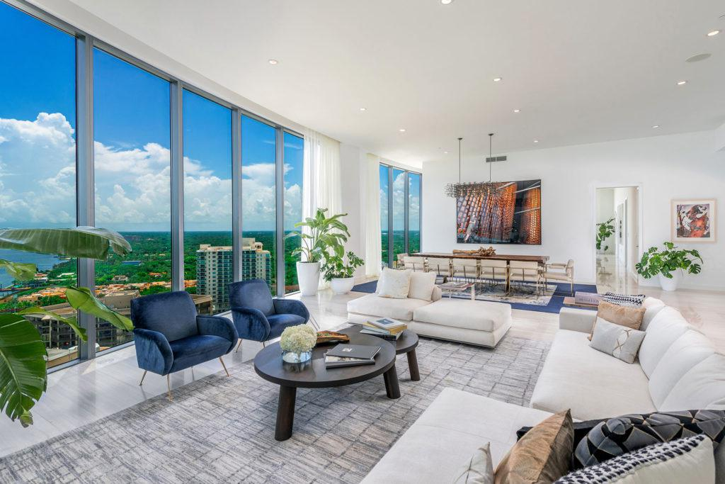 Foto Condominio en Miami-dade 2821 S. Bayshore Drive  Miami FL 33133 número 5