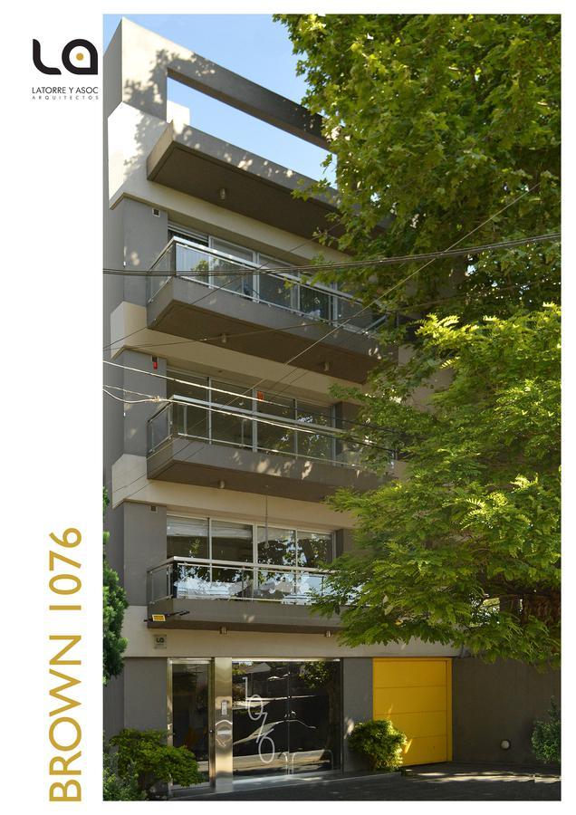 Foto Departamento en Venta en  Quilmes,  Quilmes  Brown 1076 4°
