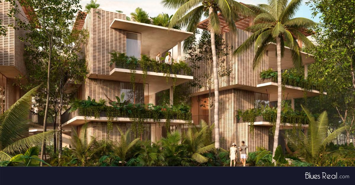 Unit picture Apartment in Sale in  Bacalar ,  Quintana Roo  For sale awesome apartments in Bacalar, Quintana Roo at Aldea Mayab - Code 1004