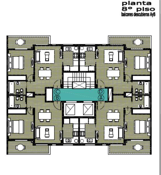 Foto Edificio en Moron 25 de Mayo 750 numero 7