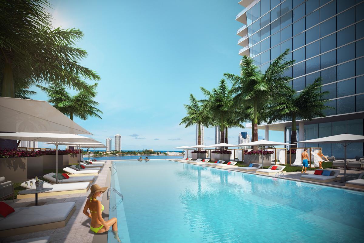 Foto Edificio en Aventura 5000 Island Estates Drive, Aventura - Miami número 3