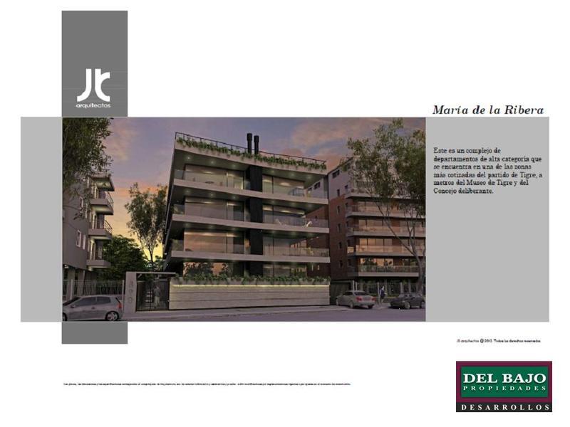 Foto Edificio en Tigre Residencial Paseo Victorica 890 número 4