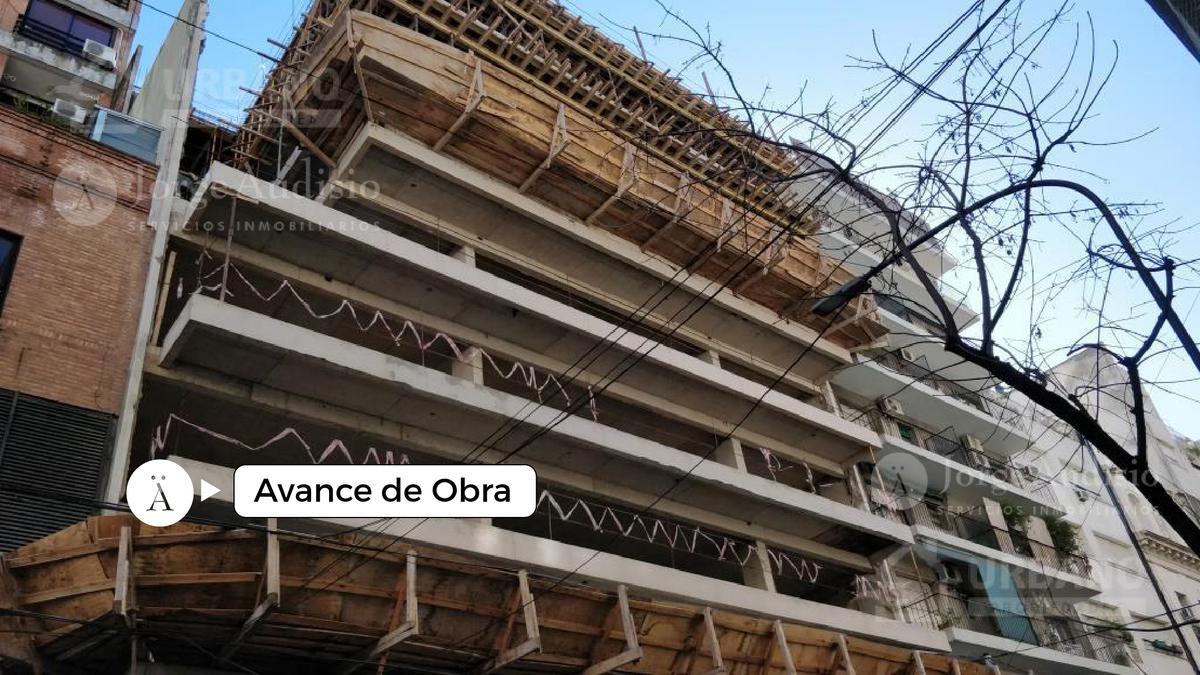 Foto Edificio en Recoleta Uriburu 1070 número 12