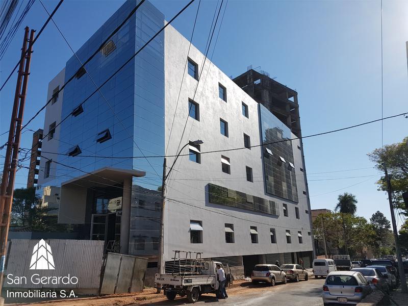 Foto Edificio de oficinas en San Roque Perú esq. Río de Janeiro número 3
