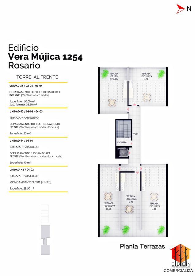 Foto Edificio en Remedios de Escalada de San Martin Vera Mujica 1254 número 16