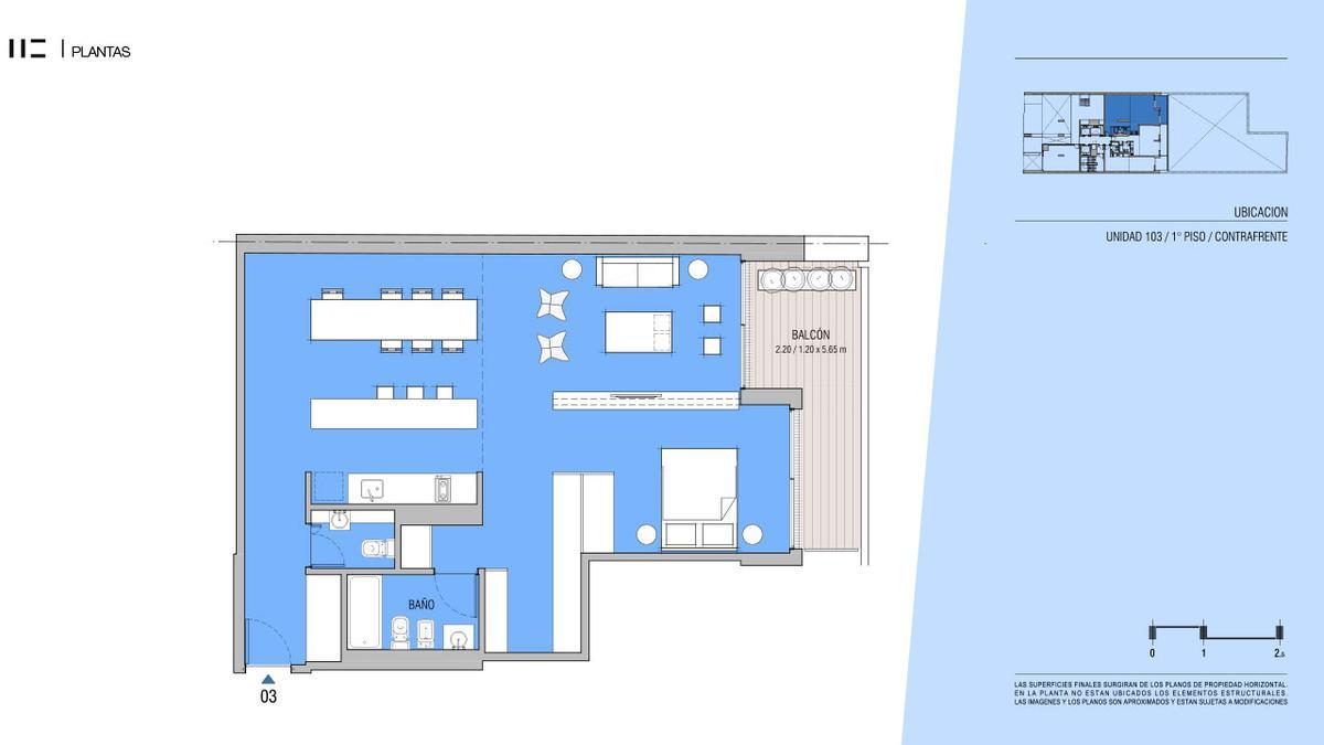 Emprendimiento Plan H - Soler y Bonpland en Palermo