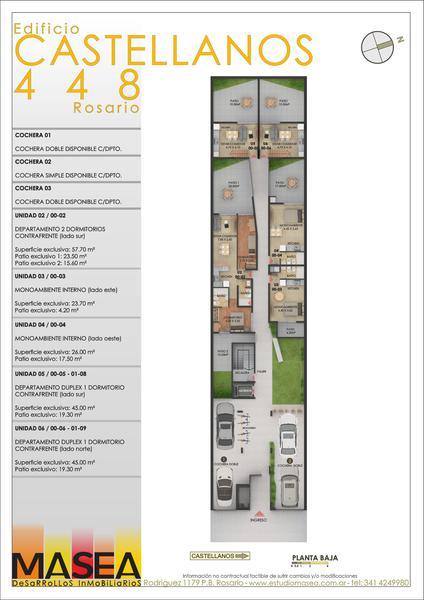 Foto Edificio en Luis Agote Castellanos 448 número 7
