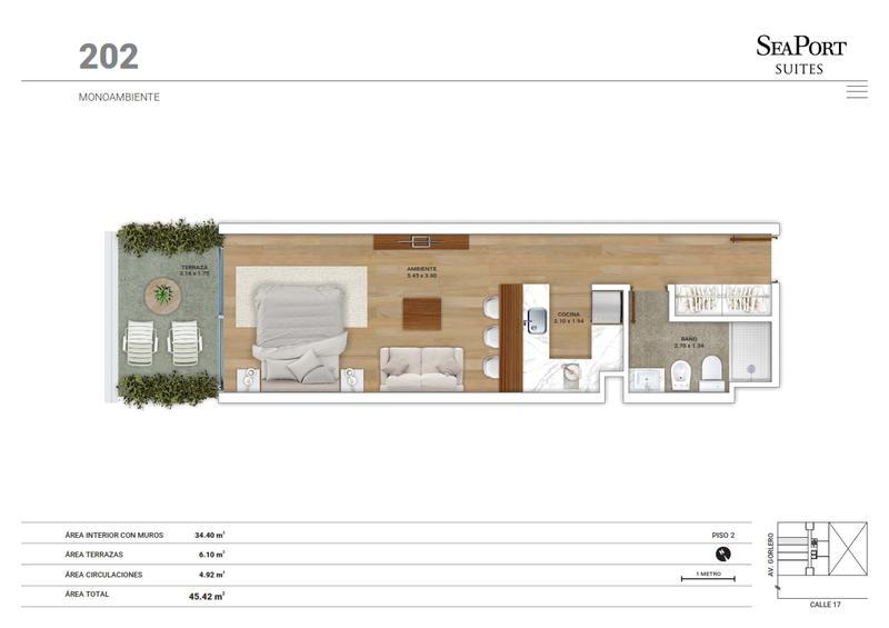 Foto Edificio en Península GORLERO ENTRE 17 Y 19 numero 20