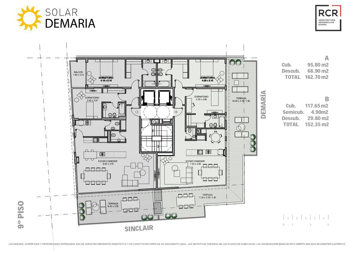 Foto Edificio en Palermo Nuevo Demaría y Sinclair número 9