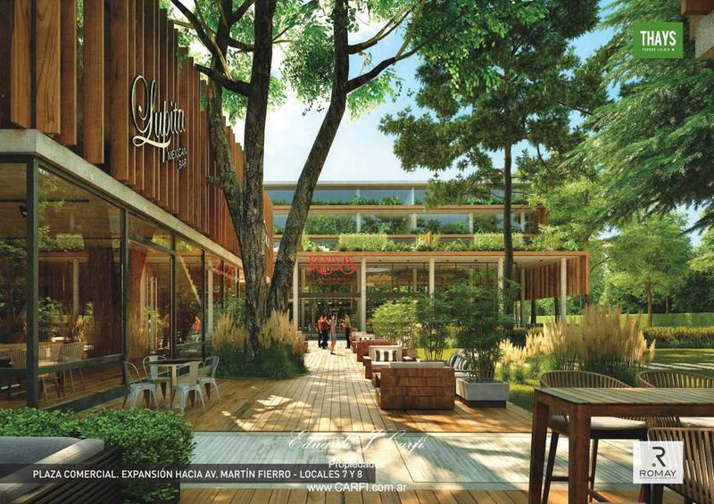 Foto Edificio de oficinas en Barrio Parque Leloir Av. Martin Fierro 3000 número 7