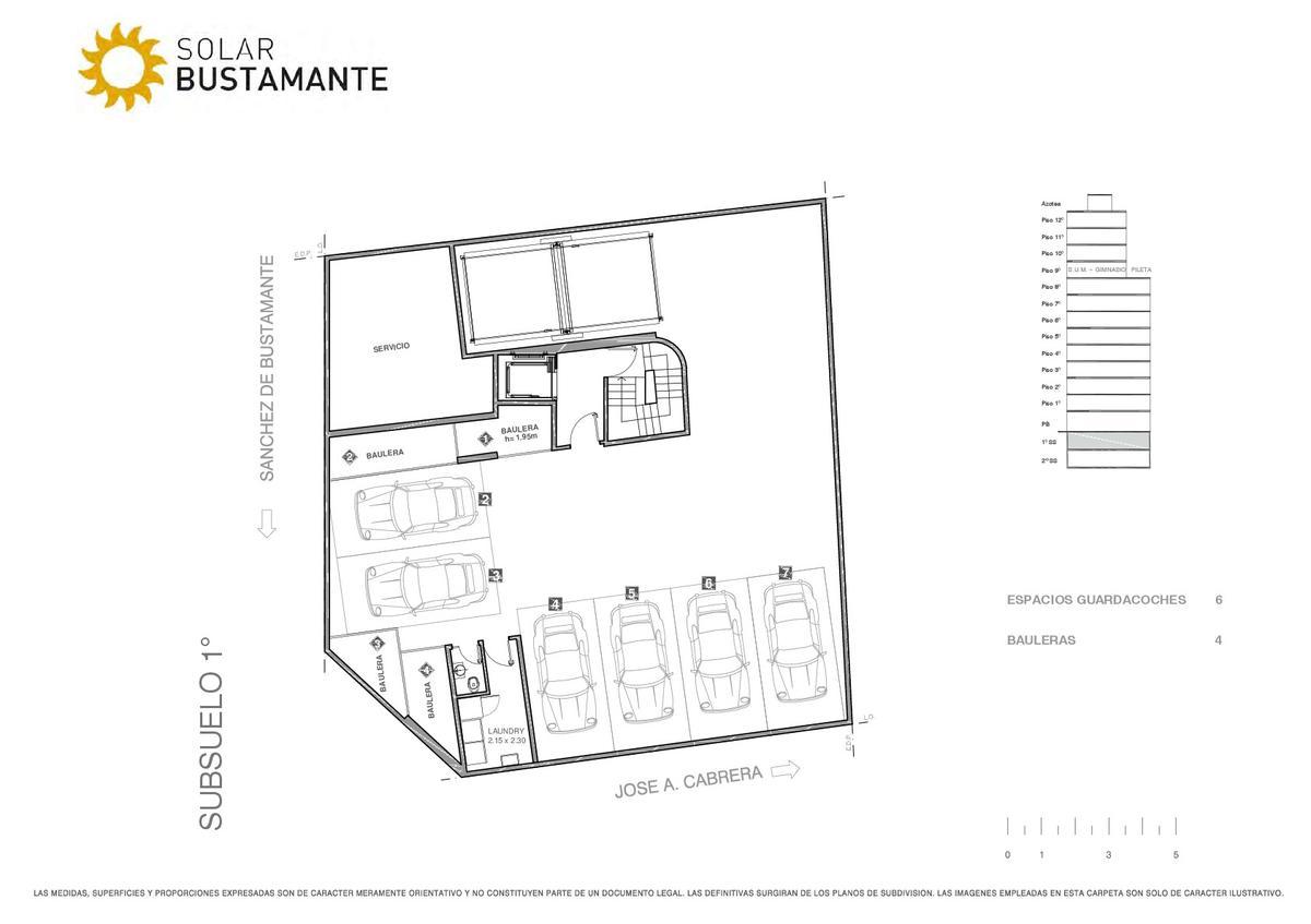 Foto Departamento en Venta en  Palermo ,  Capital Federal  J. A. Cabrera y S. de Bustamante