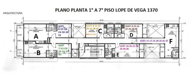 Foto Edificio en Villa Luro Lope de vega 1370 número 4