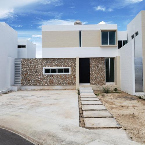 Foto Condominio en Pueblo Cholul Casas en Magnolia Residencial desde 2 MDP número 13