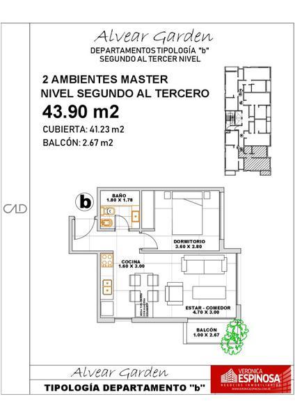 Foto unidad Departamento en Venta en  Ituzaingó,  Ituzaingó  Alvear 900 5ºE
