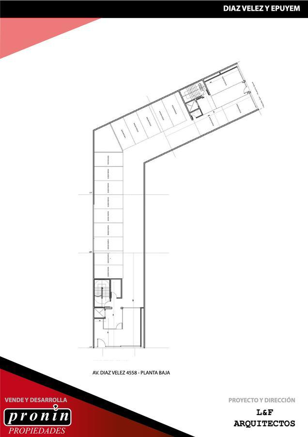 Foto Edificio en P.Centenario Avda Diaz Velez 4558 número 4