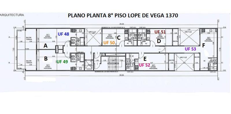 Foto Edificio en Villa Luro Lope de vega 1370 número 5