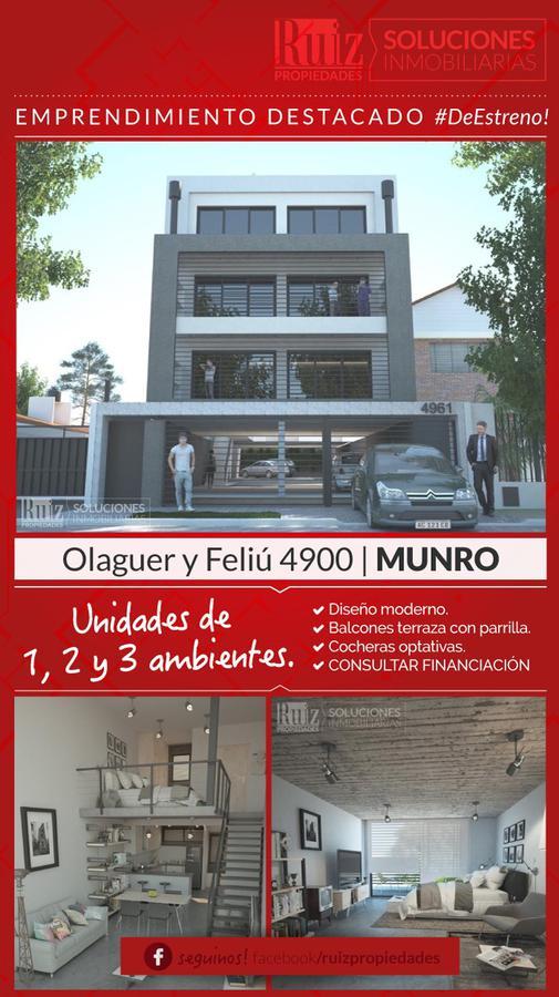 Foto Edificio en Munro Olaguer y Feliú 4900 número 2